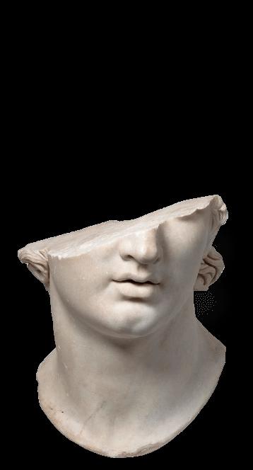 Process image background head